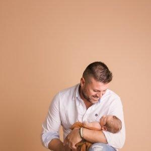 Fotografia newborn en serranillos del valle madrid